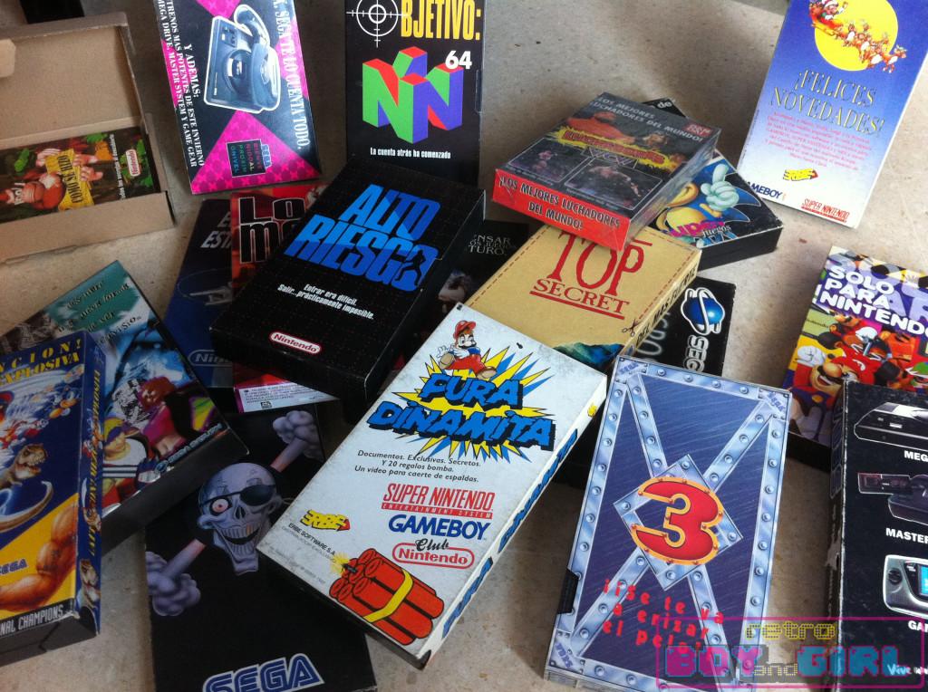 VHS Hobby Consolas