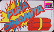 pura dinamita logo